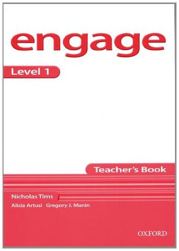 9780194536509: Engage Level 1: Teacher's Book