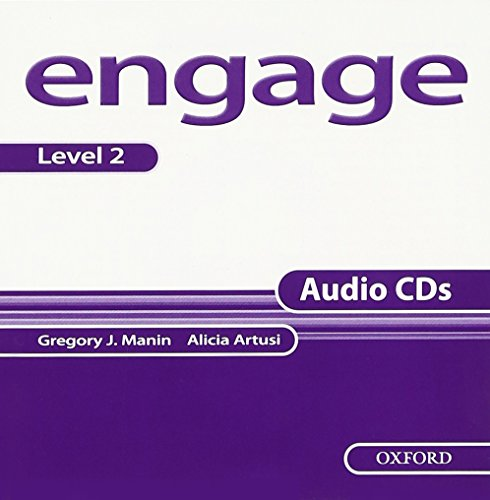 Engage Level 2: Audio CDs (2): Oxford University Press