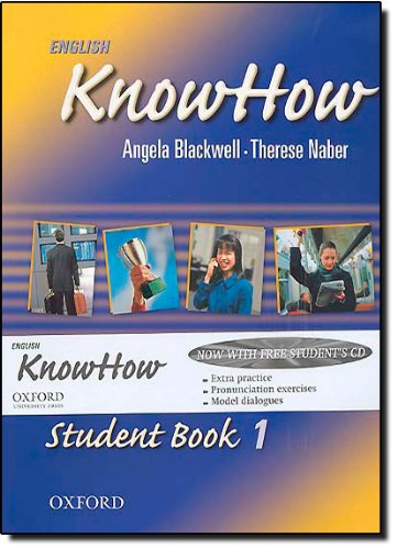 9780194536738: English KnowHow 1: Student Book