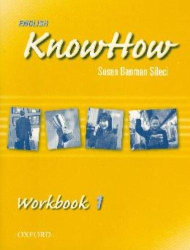 9780194536752: English KnowHow 1: Workbook