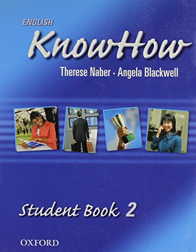 9780194536790: English KnowHow 2: Student Book