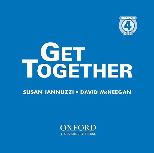 9780194536981: Get Together 4: Audio CD: Level 4