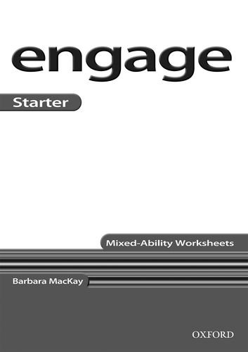 9780194537032: Engage Starter: Mixed-ability Worksheets