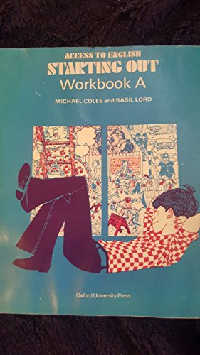 9780194537155: Access to English: Starting Out Workbk. A