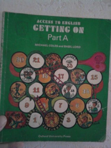 9780194537254: Access to English: Getting on Pt.A