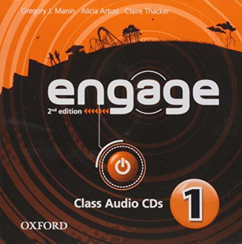 9780194537551: Engage: Level 1: Audio CDs (X2)