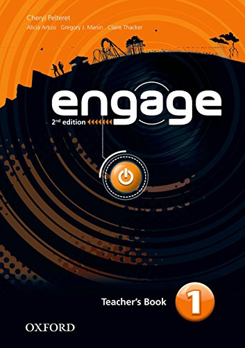 9780194537773: Engage: Level 1: Teacher's Book