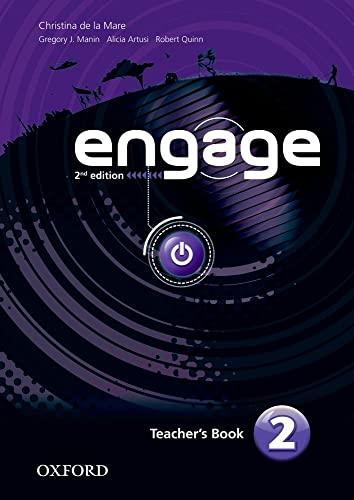 9780194537780: Engage: Level 2: Teacher's Bookteacher's Book 2