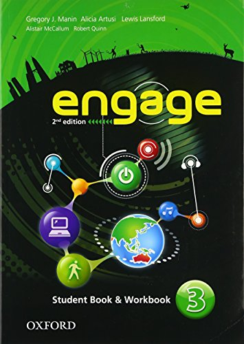 9780194538237: Engage: Level 3: Student Book and Workbook with MultiROM