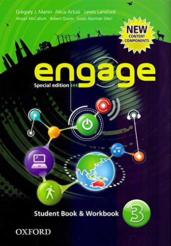 9780194538893: Engage Special Edition 3 Student Pack