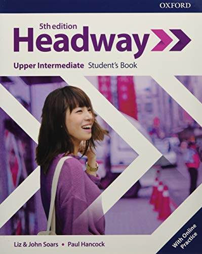 9780194539692: Headway: Upper-Intermediate: Student's Book with Online Practice