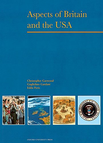 9780194542456: Aspects of Britain and the USA