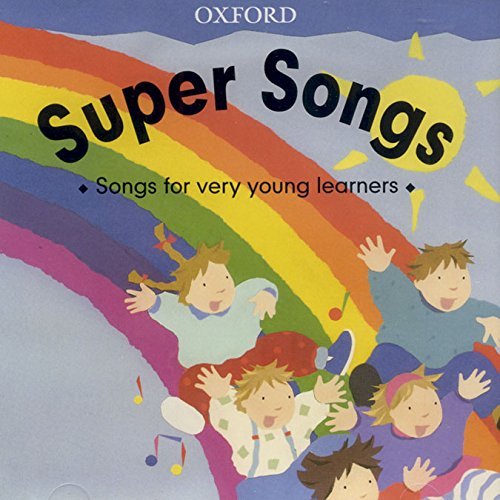 9780194546034: Super Songs: Audio CD