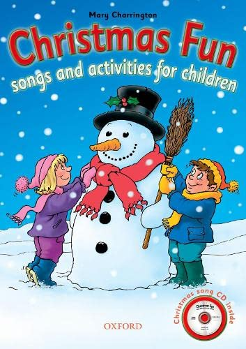 9780194546065: Christmas Fun. Songs and Activities for Children (Libros De Navidad)