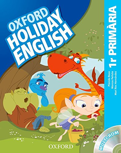 9780194546225: Holiday english 1º prim pack cat 3ed