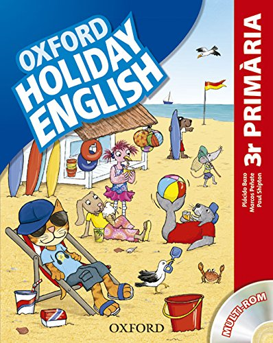 9780194546249: Holiday english 3º prim pack cat 3ed