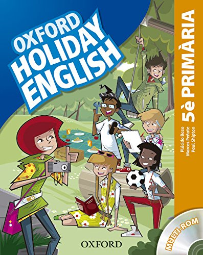 9780194546263: Holiday English 5º Primaria: Pack (catalán) 3rd Edition (Holiday English Third Edition)