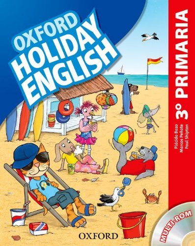 9780194546300: Holiday English 3º Primaria. Pack Spanish - 3rd Edition (Holiday English Third Edition) - 9780194546300