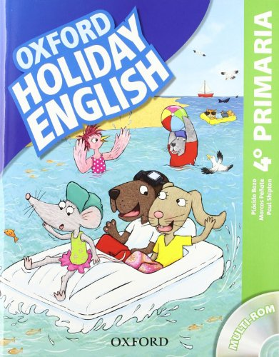 9780194546317: Holiday English 4º Primaria. Pack Spanish - 3rd Edition (Holiday English Third Edition) - 9780194546317