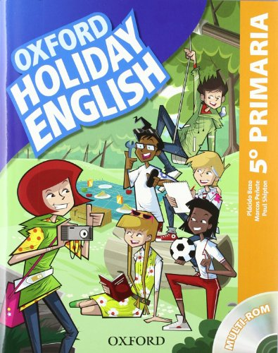 9780194546324: HOLIDAY ENGLISH 5êPRIM *12*.OXFORD.