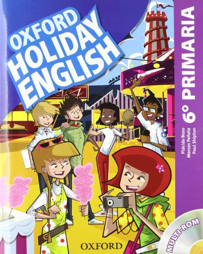 9780194546331: Holiday English 6� Primaria: Pack Spanish 3rd Edition (Holiday English Third Edition)