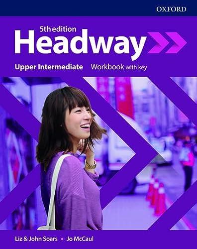 9780194547604: Headway: Upper-Intermediate: Workbook with key