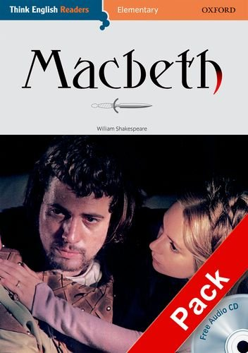 9780194548267: Think english reader. Macbeth. Livello 1. CD Audio