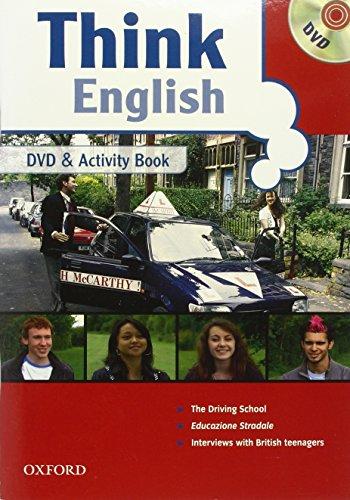 9780194548359: Think english. Con activity book. Per gli Ist. Tecnici commerciali. DVD-ROM