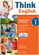 9780194548540: Think english. Student's book-Workbook-Think cult. Con espansione online. Per le Scuole superiori. Con CD Audio. Con CD-ROM: 1