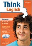 9780194548731: Think English. Elementary. Student's book-Workbook-My digital book. Con espansione online. Per le Scuole superiori. Con CD-ROM