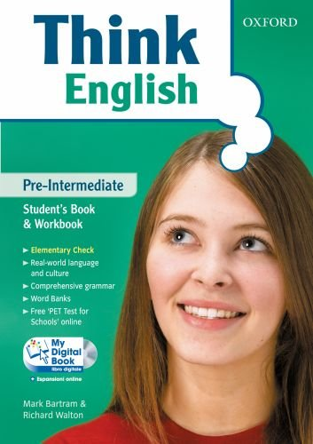 9780194548779: Think English Pre-Intermediate