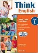9780194549004: Think English. Student's book-Workbook-My digital book. Con espansione online. Per le Scuole superiori. Con CD-ROM: 1