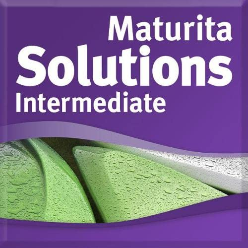 9780194549578: Maturita Solutions: Intermediate: Online Workbook Access Code