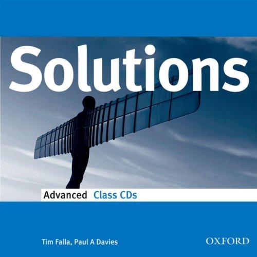 9780194552233: Solutions Advanced: Class Audio CDs (2)