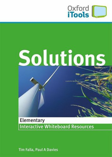 Solutions. Elementary: Tim Falla, Paul