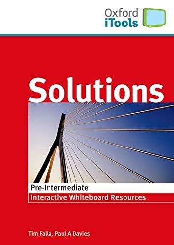 9780194552325: Solutions iTools: Pre-Intermediate