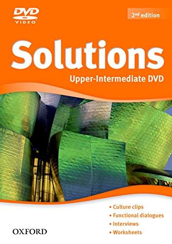 Solutions: Upper-intermediate: DVD-ROM