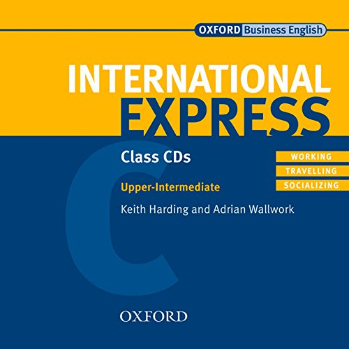9780194555067: International Express: Upper-Intermediate: Class Audio CDs