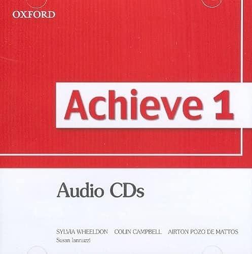 9780194556064: Achieve 1: Class Audio CD