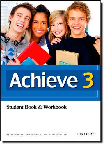 9780194556125: Achieve 3: Student Book