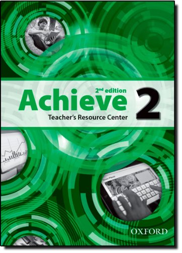 Achieve: Level 2: Teacher's Resource Center: Wheeldon/Campbell/De