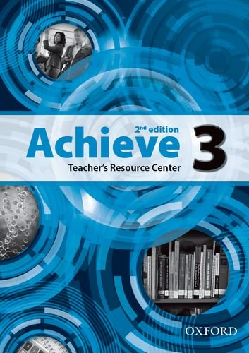 Achieve: Level 3: Teacher's Resource Center: Wheeldon/Campbell/De