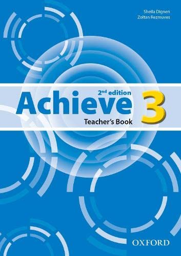 9780194556361: Achieve: Level 2: Teacher's Book