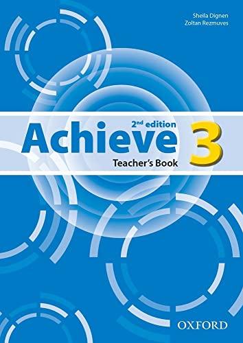 Achieve: Level 3: Teacher's Book: Wheeldon/Campbell/De