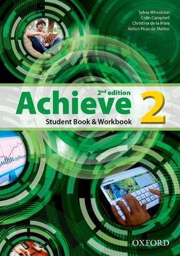 9780194556415: Achieve: Level 2: Student Book and Workbook