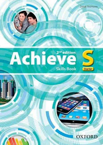 9780194556446: Achieve: Starter: Skills Book