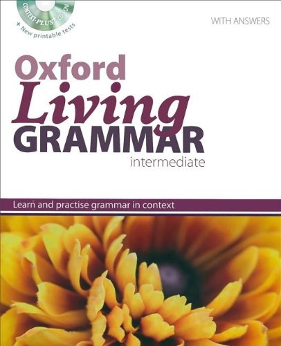9780194557078: Oxford Living Grammar: Intermediate (+ CD-ROM)