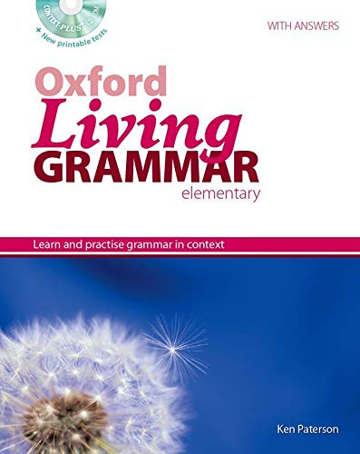 9780194557122: Oxford Living Grammar: Elementary: Student's Book Pack: Learn and practise grammar in everyday contexts