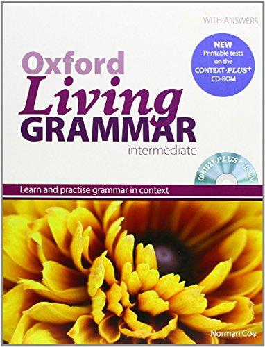 9780194557146: Oxford living grammar. Intermediate. Student's book. Per le Scuole superiori. Con CD-ROM
