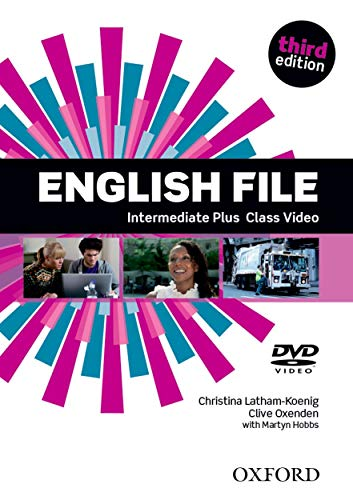 9780194558167: English File third edition: Intermediate Plus: Class DVD: The best way to get your students talking [VHS]